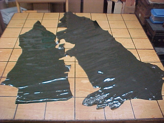 patent leather hides for sale