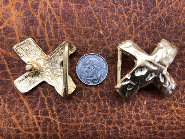 Fashion forward looking belt buckles for sale