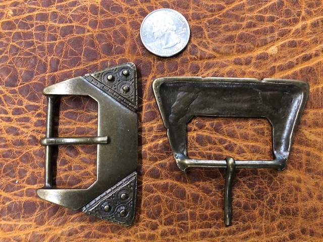 Modern shape belt buckles at wholesale prices