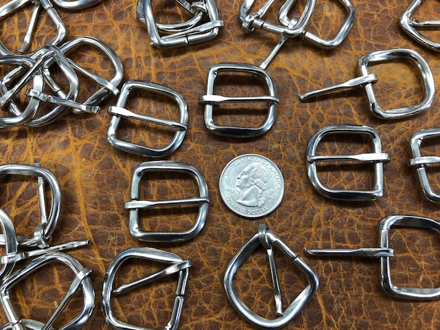 small center bar buckles for sale