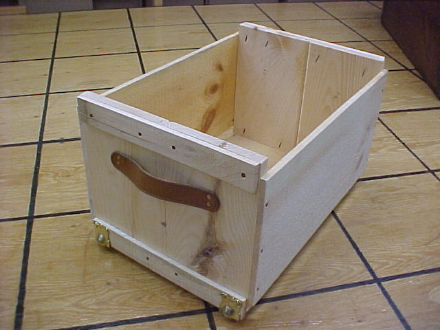small wooden crate for sale