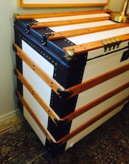 How to make a travel trunk from scratch
