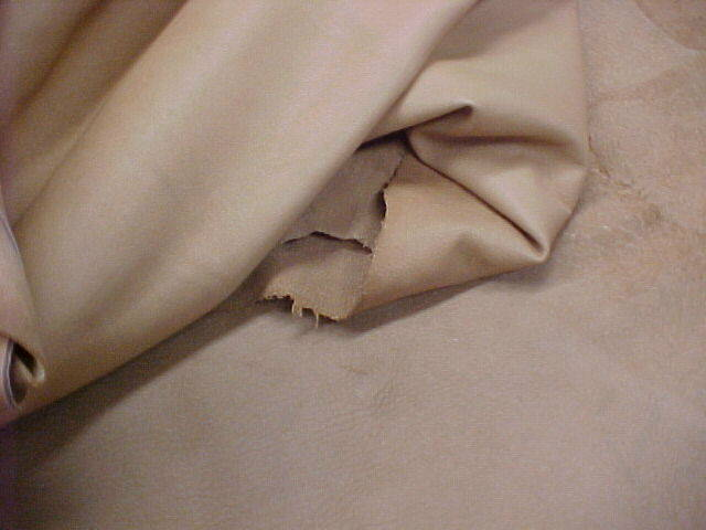 deer leather hides for crafts and dresses with free USA shipping