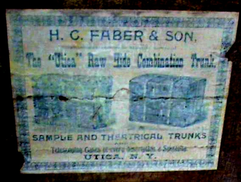 Faber Trunk
