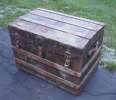 Rauchbach trunk before restoration