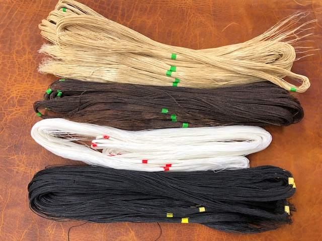 Discounted pricing on waxed thread