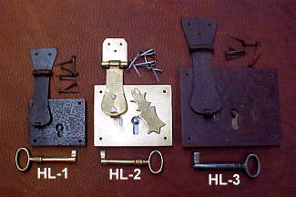 reproduction trunk locks for sale
