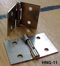 Hinges for small boxes