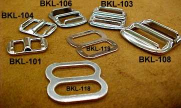 Buckles for dog and cat collars