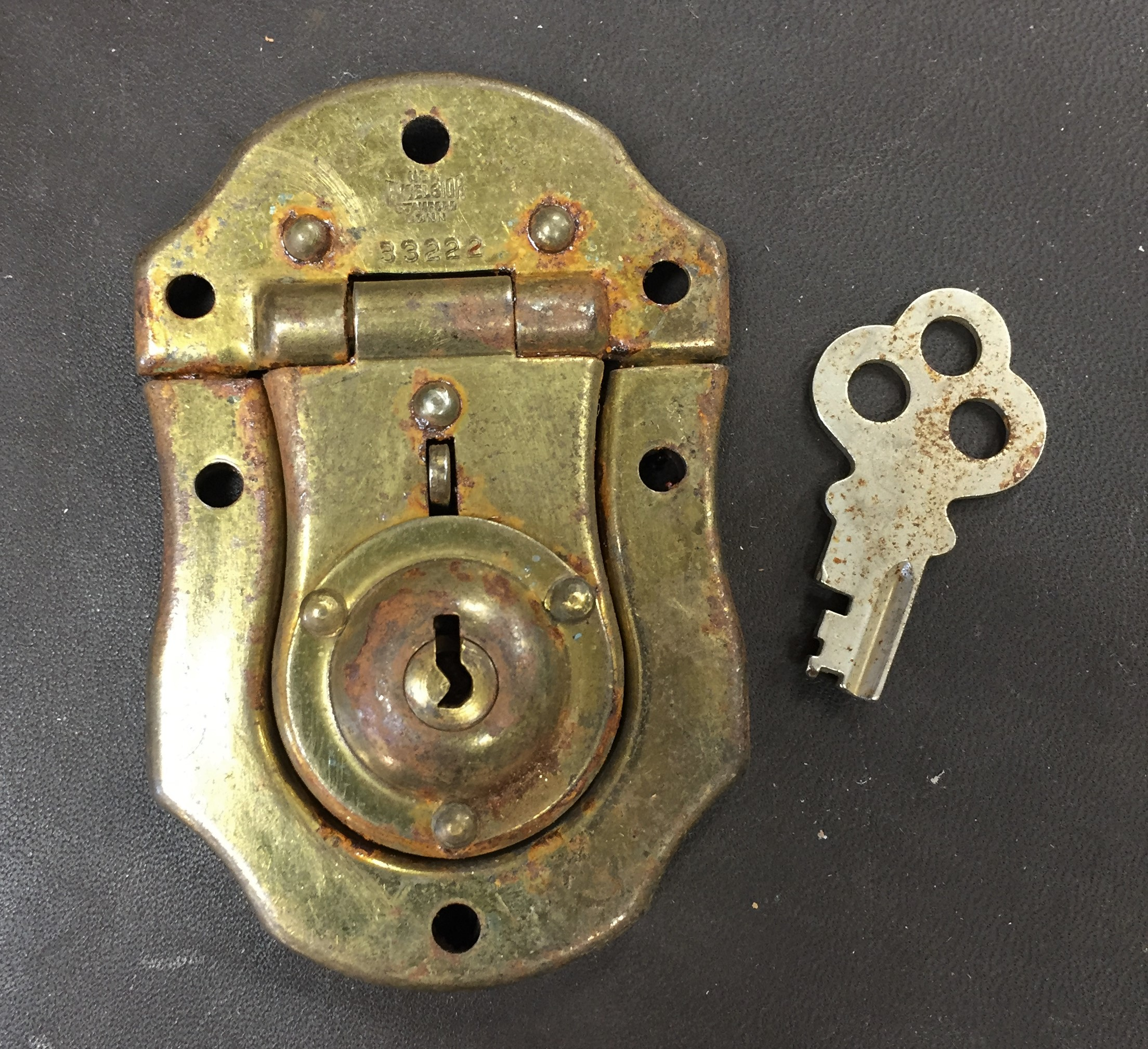 old trunk locks on sale