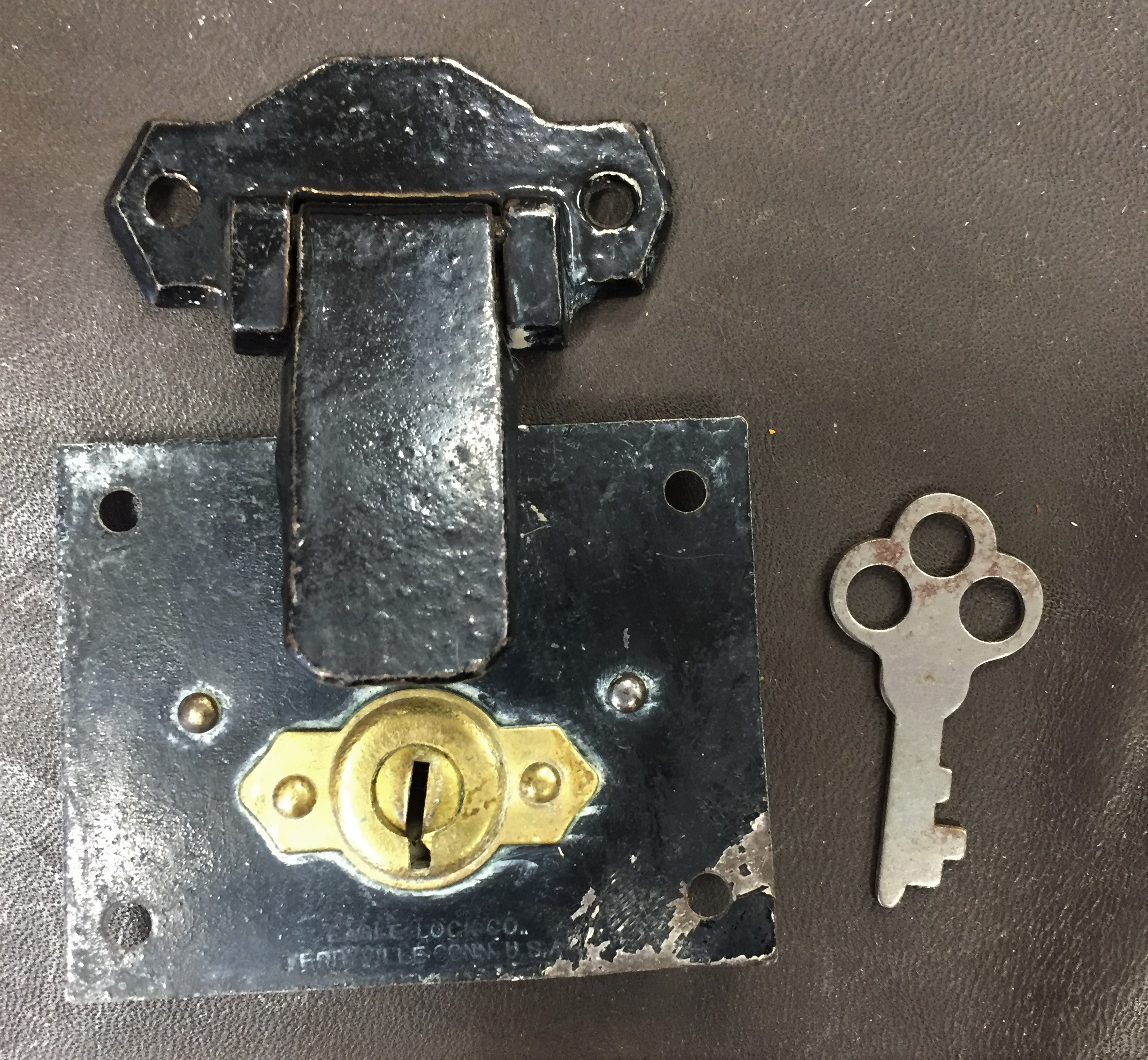 small travel trunk locks for sale