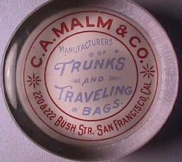 c a malm trunk