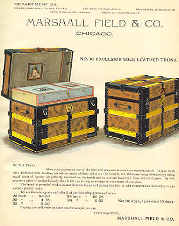 Marshall Field Trunks