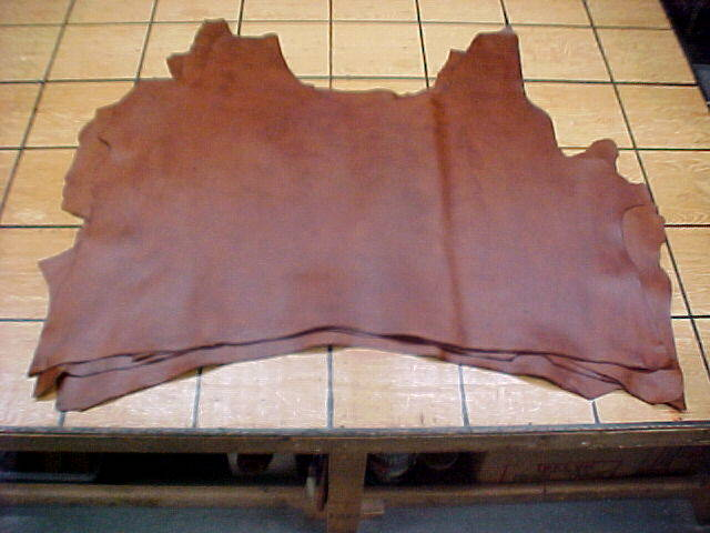 Leather, cowhide double shoulders for sale