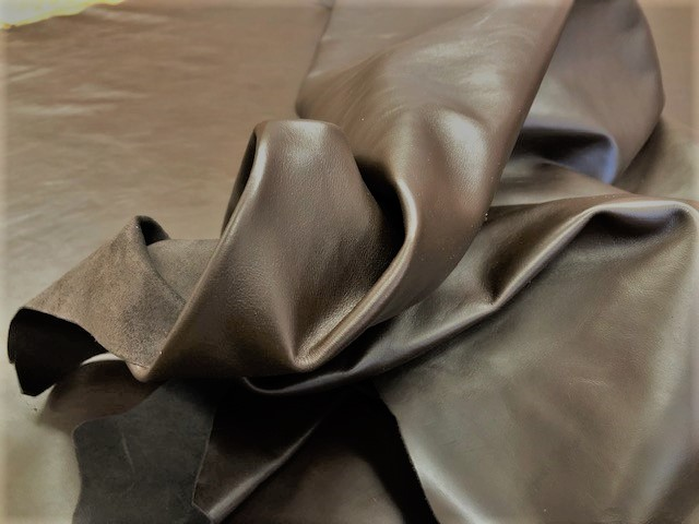dark chocolate full cowhides for sale