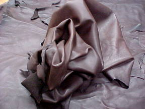 soft sheep hide leather for sale