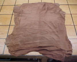 full pig leather hides for sale