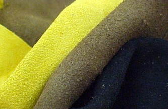 suede leather hides