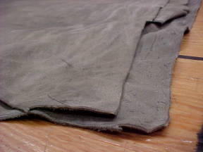 olive leather hides for sale