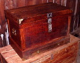 Restored tool box for sale
