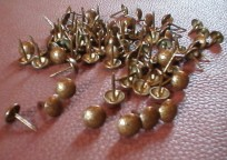 vintage look upholstery tacks