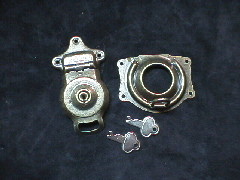 Antique trunk locks for sale