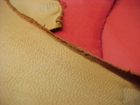 thin sheep leather for sale