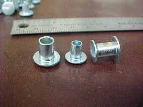 medium duty steel tubular rivets on sale