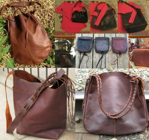 350d96a7dd4 Stuff Made with Our Leather! No Fooling!