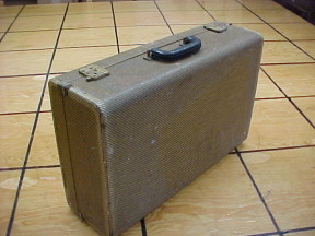 old leather suitcases for sale