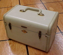 vintage cosmetic case for sale