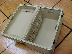 vintage small ladies suitcase for sale