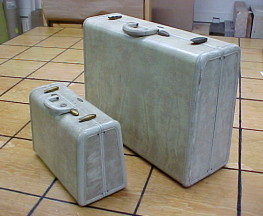 old Samsonite suitcases for sale