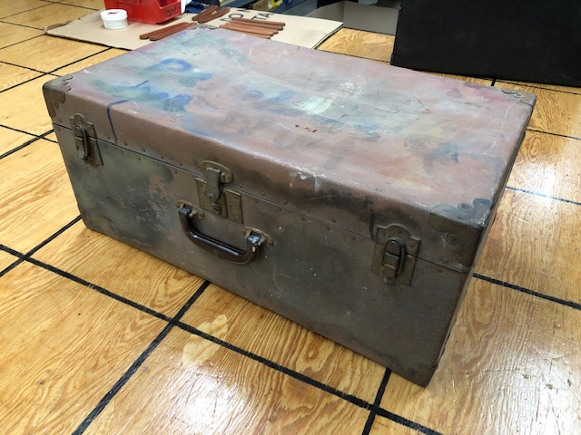 vintage military cases for sale
