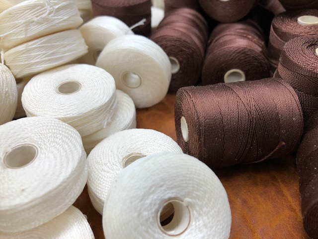 leather craft thread on sale