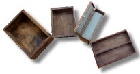 antique wood boxes for sale