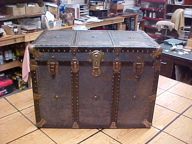 steamer trunk for sale