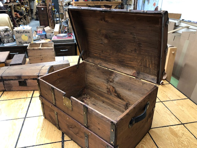 antique trunks and chests for sale