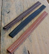 Leather strap colors - antique trunk