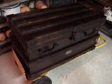 Vanderman trunk refinished by Brettuns Village