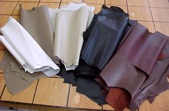Thin Leather Hides for sale