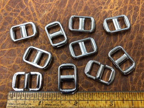 Strap belt or collar adjuster
