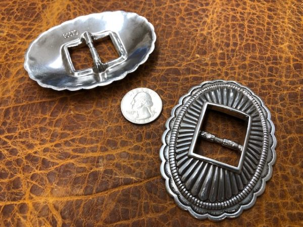 southwestern belt buckle