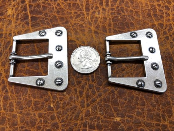 Industrial design belt buckles