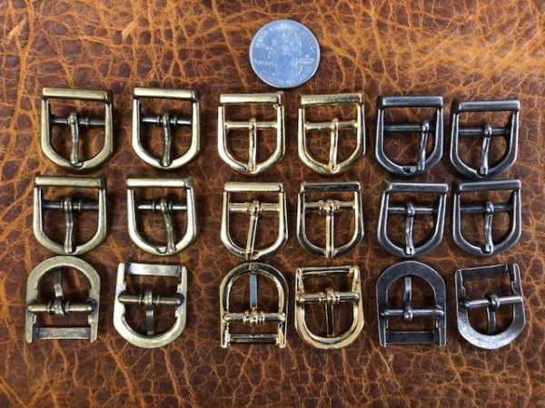 watch band buckles in many finishes