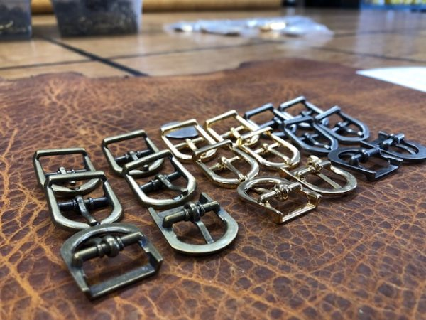 strap and band buckles for sale