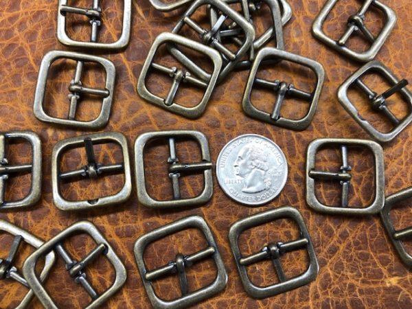 Antique brass belt buckles for sale