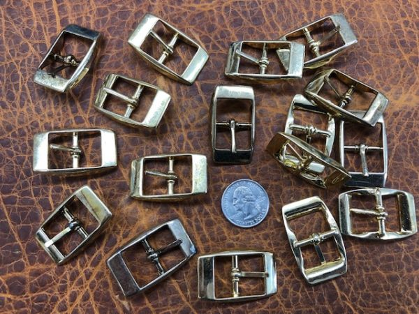 small brass belt buckles for sale