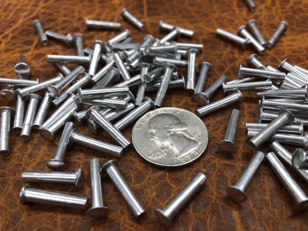 aluminum tubular rivets