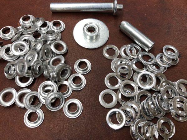 Nickel grommet setting kit